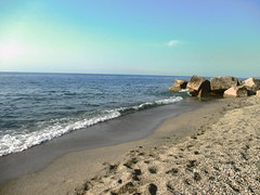 ~Spadafora beach ~ (*/aurora/*) Tags: sea summer beach relax peace blu mind sicily messina spadafora 05072016