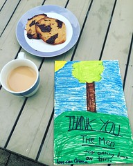 "May have got stung by wasps on the job but the customers kids made us chocolate biscuits (still warm!) and made us a thank you note for the work 😃 #wardenstreecare <a style=""margin-left:10px; font-size:0.8em;"" href=""http://www.flickr.com/photos/137723818@N08/28325441925/"" target=""_blank"">@flickr</a>"
