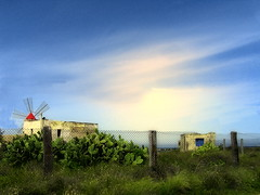 Windmills (italianoadoravel .BACK ,,,,,,,,,,,,) Tags: salt windmills sicily molinos 5star mozi salina trapani marsala mozia mulini motia motya platinumphoto flickrlovers