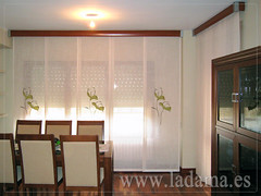 "Decoración para Salones Clásicos: Cortinas con Dobles Cortinas y Bandos, Tapicerías, Paneles Japoneses, Estores... • <a style=""font-size:0.8em;"" href=""http://www.flickr.com/photos/67662386@N08/6476317811/"" target=""_blank"">View on Flickr</a>"