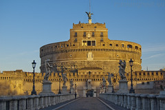 "Castel Sant'Angelo • <a style=""font-size:0.8em;"" href=""http://www.flickr.com/photos/89679026@N00/6478124597/"" target=""_blank"">View on Flickr</a>"