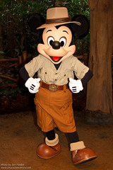 WDW Oct 2011 - Meeting Mickey Mouse