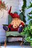Royaume du Père Noël 2011 10 grincheux se repose 2