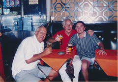 John Pickston, Ron and Brian Running in Rio (Ronnie Biggs The Album) Tags: ronnie biggs greattrainrobbery oddmanout ronniebiggs ronaldbiggs