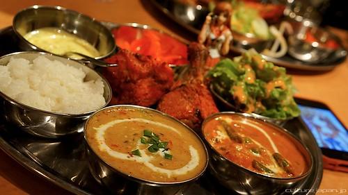 Indian Food in Tokyo