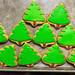 Emily´s Christmas Tree Cookies