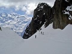 Le Brvent (Nouhailler) Tags: france alps chamonix lebrevent