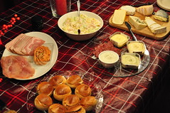 Food (Michiel2005) Tags: party food salad ham buffet salade eten hesp broodje
