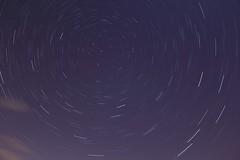 Polaris Startrail - Anfield Liverpool (pelpa_666) Tags: liverpool star astro astrophotography startrails anfield