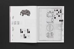 Slanted Magazine #16 – Bold/Light / 10 (Slanted Publishers) Tags: light illustration magazine typography photography design graphicdesign photo foto metallic type 16 fonts karlsruhe slanted bold magma editorialdesign chromolux fontlabels wwwslantedde