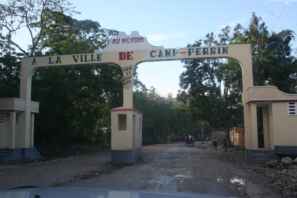 Ville de Camp Perrin