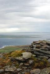 Terrazza sulle Orcadi (Wrinzo) Tags: uk sea scotland orkney mare wind unitedkingdom hoy vento scozia orkneyislands orcadi isleofhoy