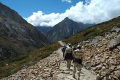 The road to Kalapani (Saumil U. Shah) Tags: india mountain mountains nature trekking trek nikon hiking hike journey slideshow himalaya spiritual shiva hindu hinduism kailash yatra jain pilgrimage himalayas shah mansarovar manasarovar jainism kailas   saumil kmy incredibleindia kalapani   kmyatra saumilshah