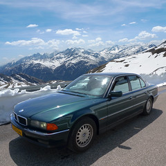 A scenic drive encompasses the beautiful High Alpine Road (Bn) Tags: auto road park sun mountain snow alps salzburg classic tourism ice nature car sedan geotagged austria oostenrijk back sterreich high heaven driving tour altitude famous curves bikes haus downhill cliffs harley glacier route riding alpine national massive toll harleydavidson bmw motorcycle motor winding brochure davidson pleasure 48 hairpin bikers riders hohe highest automobil kilometers gletsjer pasterze 728 tauern motorists vtwins edelweisspitze grosglockner kaiserfranzjosefshhe hochalpenstrase grosglocknerhochalpenstrase naturschau 29eur geo:lon=12819393 geo:lat=47066738