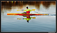 early kayaker (manolo guijarro) Tags: cobblestone 105mm nikonmicro105mmf28 nikond700 manologuijarro