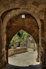 Puerta de Oriente / in (basajauntxo) Tags: architecture arquitectura puerta medina oriente burgos arco cadena castillaleon medinadepomar basajauntxo