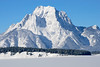 Mt. Moran (bhophotos) Tags: travel blue trees winter usa white mountain lake snow ice nature landscape geotagged frozen nikon january wyoming tetons wy grandtetonnationalpark jacksonlake gtnp mtmoran d80 18135mmf3556g jacksonholevalley bruceoakley
