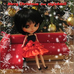 Merry Christmas from style4doll