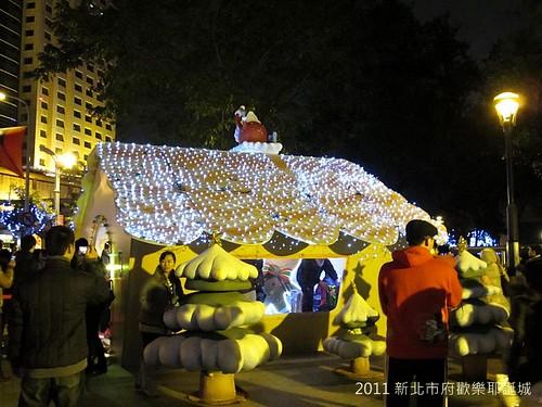2011新北市府歡樂聖誕城-IMG_3605
