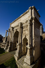 """Arco di Tito • <a style=""""font-size:0.8em;"""" href=""""http://www.flickr.com/photos/89679026@N00/6575867537/"""" target=""""_blank"""">View on Flickr</a>"""
