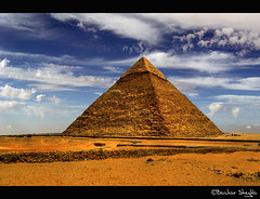 King Khafre's Pyramid ! (Bashar Shglila) Tags: clouds king pyramid great egypt giza  khafre khufus     mygearandme mygearandmepremium mygearandmebronze mygearandmesilver mygearandmegold mygearandmeplatinum mygearandmediamond tplringexcellence  eltringexcellence