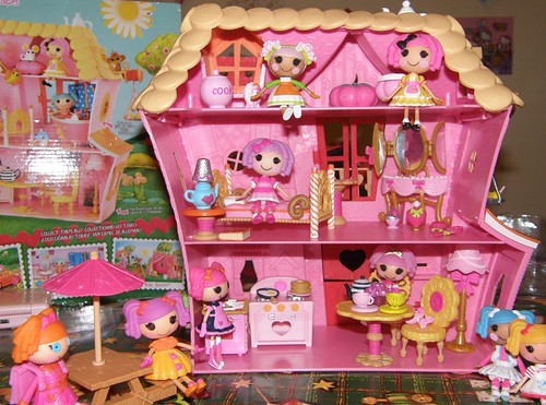 LaLaLoopsy Sew Sweet House
