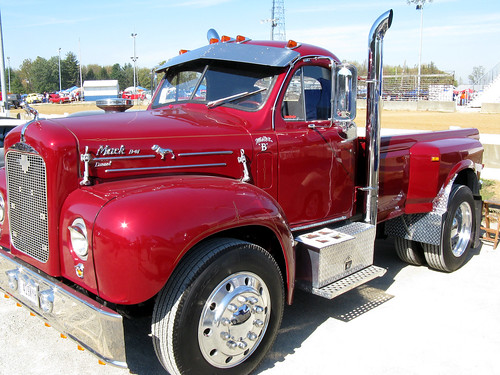 Mister B 1965 Mack B 61 Pick Em Up See Comments Below For A More