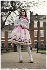 Fashion II (Geekisthecolour) Tags: fashion sweet leeds lolita