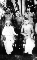 With his personal bodyguards (Doc Kazi) Tags: pakistan india heritage history portraits movement landmarks ali bombay british independence karachi mohammad mohamed muhammad founder jinnah governorgeneral