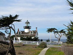 photo - Pt. Pinos Lighthouse 2 (Jassy-50) Tags: california lighthouse photo monterey pacificgrove pointpinos pointpinoslighthouse ptpinos montereychristmas ptpinoslighthouse monterey2011