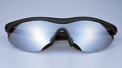 Sunglasses (Sebastian.Schneider) Tags: blue detail reflection sunglasses closeup studio glasses object details indoor brille blau product spiegelung tabletop sonnenbrille nahaufnahme toning kunstlicht objekt artificallight tönung