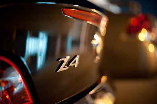 Bokeh Wednesday - Z4 Edition