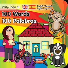 Ickelingo-1-Cover-Spanish (Icklelingo) Tags: 1 book englishspanish icklelingo