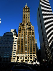 The Sherry-Netherland - 781 Fifth Avenue, New York, NY (Anomalous_A) Tags: nyc newyorkcity ny newyork building skyline architecture skyscraper cityscape manhattan landmark artdeco 1960s deco travertine uppereastside midcentury gothicrevival edwarddurellstone emeryroth newyorkcitylandmarkspreservationcommission nyclpc schulzeandweaver buchmanandkahn