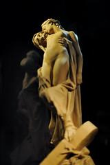 Forever!! Never!! (jaroslavd) Tags: sculpture woman paris nude death montreal terracotta sensual terror salon embrace hebert pleasure museumoffinearts baudelaire momentomori forevernever pierreeugeneemile