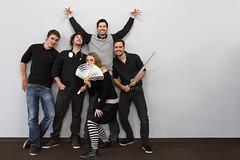 Le Graphiste Crew (silv_eric) Tags: designer groupe graphistes pantonier