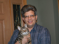 "Bill with Packer/Remo • <a style=""font-size:0.8em;"" href=""http://www.flickr.com/photos/72892197@N03/6682718911/"" target=""_blank"">View on Flickr</a>"