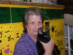 "Linda with Picasso • <a style=""font-size:0.8em;"" href=""http://www.flickr.com/photos/72892197@N03/6682719159/"" target=""_blank"">View on Flickr</a>"