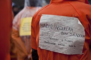 Witness Against Torture: Nadir Abdullah Bin Sa'adoun