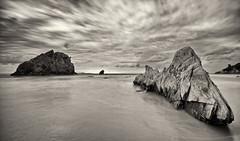 Stone age (screenstreet) Tags: seascapes southcoast narooma glasshouserocks nd110 silverefexpro