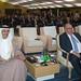 Ο Αντιπρόεδρος της Κυβέρνησης, Θεόδωρος Πάγκαλος, με το Σεΐχη Αμπντουλάχ Μπιν Ζάγιεντ Αλ Ναγιάν.