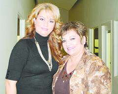 Maribel Salinas y Elvia Molina 1