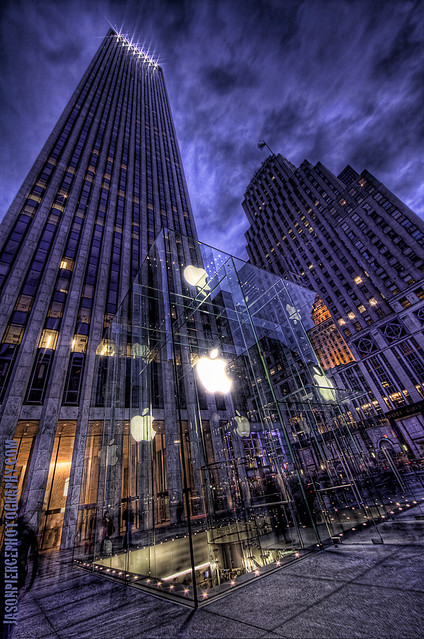 NYC Apple Store 1/14/2012