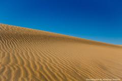 Landscape - Kuwait Desert (Abdullah Alshaiji) Tags: blue sky brown canon landscape gold sand desert kuwait abdullah 24105 60d alshaiji alshayji