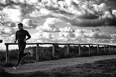 Radice training in terronia (ma[mi]losa) Tags: nikon mare runner inverno salento 2012 raro radice d7000 mamilosa micheledefilippo gennaio2012challengewinnercontest radicetraininginterronia fotofucina