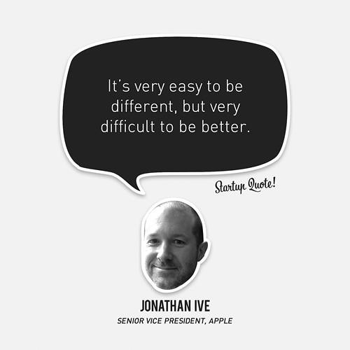 E27 - Jonathan Ive, Apple Inspirational Quotes