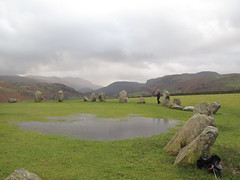 LAKES DISTRICT - Castlerigg Stone Circle (Andra MB) Tags: uk greatbritain england cumbria gb angleterre prehistoric neolithic stonecircle anglia castlerigg lakesdistrict megaliti 2011 preistoric megalithes neolitic