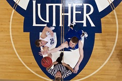 Men's Basketball 2011-12 vs. Dubuque (Luther College _ Photo Bureau) Tags: college basketball zach season mens lc 2012 luther 2011 stottler photobureau