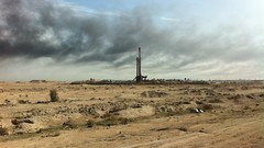 Oil Industry, Basrah, Iraq