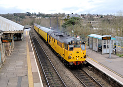 31285 (R~P~M) Tags: uk greatbritain wales train diesel unitedkingdom railway locomotive 31 chepstow monmouthshire networkrail